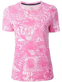 Tory Burch - Floral Print T-Shirt