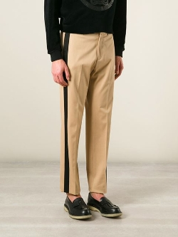 Versace - Side Stripe Trousers
