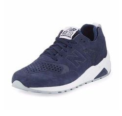 New Balance  - 580 Deconstructed Suede Sneakers