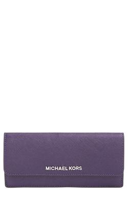 Michael Michael Kors - Saffiano Leather Wallet