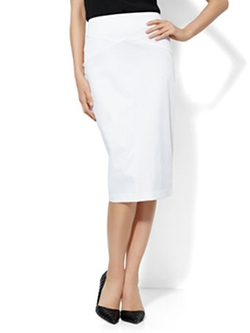 7th Avenue - Suiting Collection Pencil Skirt