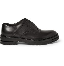 Lanvin  -  Leather Oxford Brogues