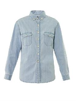3X1 - Denim boyfriend shirt
