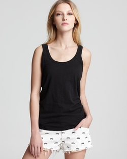 Rag & Bone/Jean - The Classic Beater Tank Top