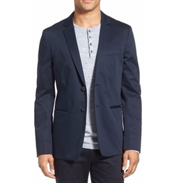 Vince - Trim Fit Unconstructed Jacket
