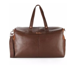 Robert Graham  - Siran Leather Duffel Bag
