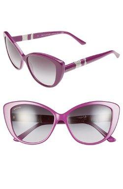 Bvlgari  - Cat Eye Sunglasses