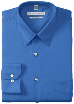 Geoffrey Beene - Sateen Solid Shirt