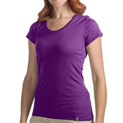 SmartWool  - U-Neck T-Shirt - Merino Wool, Short Sleeve