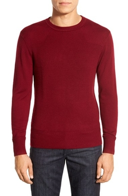 Kent And Curwen - Hex Commando Wool Crewneck Sweater