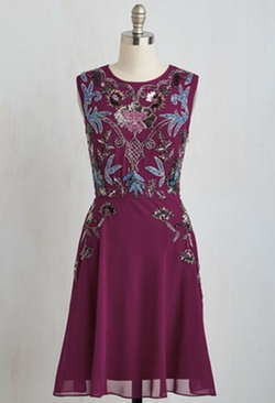 ModCloth - It's Meant to Bead Dress