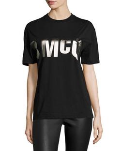 McQ Alexander  - McQueen Classic Logo T-Shirt