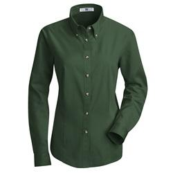 Red Kap - Womens Meridian Performance Twill Long Sleeve Shirt