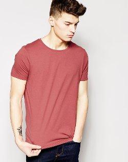 Asos - Regular Fit Crew Neck T-Shirt