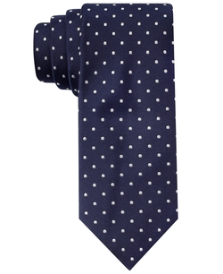 Tommy Hilfiger - Slim Dot Doug Tie
