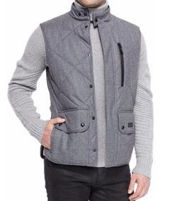 Belstaff - Quilted Flannel Vest