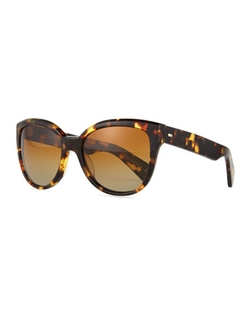 Oliver Peoples - Abrie Plastic Cat-Eye Sunglasses