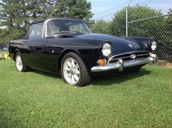 Sunbeam Tiger - 1966 Mk1a Car