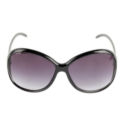 Weixinbuy - Oversized Retro Sunglasses