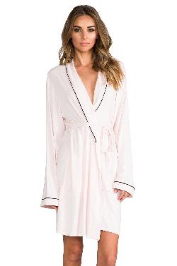 WILDFOX COUTURE  - NEVER GET DRESSED ROBE
