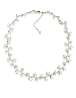 Carolee  - Prospect Park Vine Choker Necklace