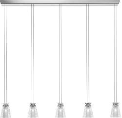 Fabbian - Vicky Five Lights Hanging Lamp