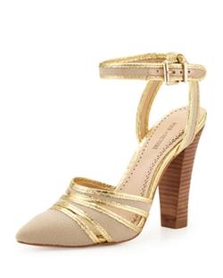 Pour la Victoire  - Kiran Ankle Strap Sandal