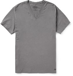 Calvin Klein Underwear - Cotton-Blend Jersey V-Neck T-Shirt