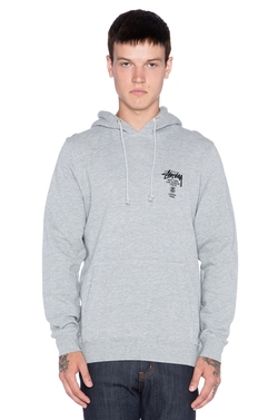 Stussy - World Tour Hoodie Sweater