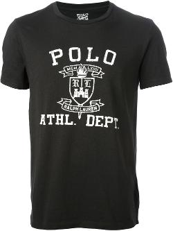 Polo Ralph Lauren -  Brand Print T-shirt