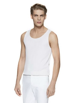 Gucci  - Ribbed Silk Tank Top