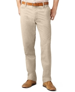 Dockers  - D2 Straight Fit Off-The-Clock Flat Front Pants