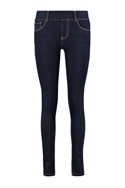Boohoo - Anna Elastic Waist Denim Jeans