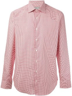 Etro  - Checked Shirt