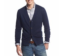 Tommy Hilfiger - Signature Solid Cardigan