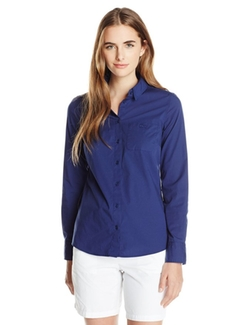 Lacoste - Cotton Stretch Poplin Shirt