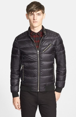 The Kooples  - Quilted Down Jacket