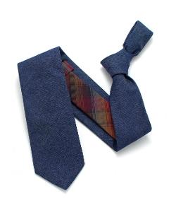 General Knot & Co. - 1940s Sundown Plaid Necktie