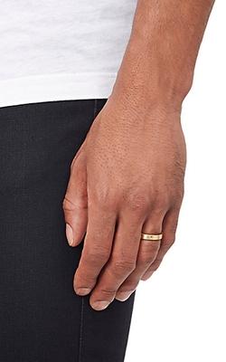 Suzanne Felsen - Baguette Union Band Ring