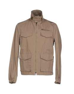 Emporio Armani - Cotton Twill Jacket