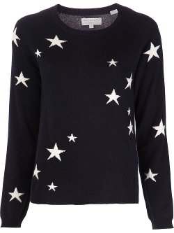 Chinti And Parker  - Star Print Sweater