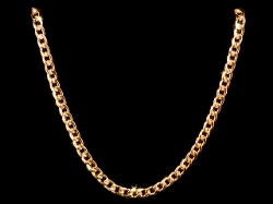 All 4 Gold - 14K Gold Miami Cuban Link Necklace