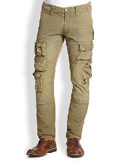 PRPS  - Cotton Cargo Pants