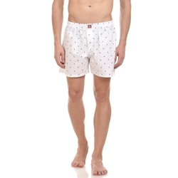 Orange Plum - Cotton Boxer Shorts