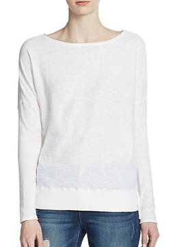 Vince  - Slub Cotton Sweater