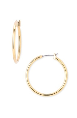 Nordstrom  - Tube Hoop Earrings
