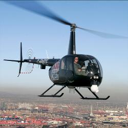 Robinson - R44 Newscopter