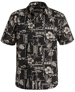 Quiksilver Waterman - Short-Sleeve Seagate Shirt