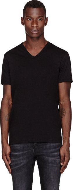 Calvin Klein Underwear  - V-Neck Body Relaunch T-Shirt