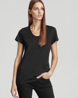 Reiss  - Daina Scoop Neck T-Shirt